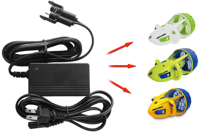 Seascooter zs06 battery charger zs06 battery charger for Yamaha water scooter